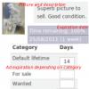 Nouvelle home page du projet Classified Ads